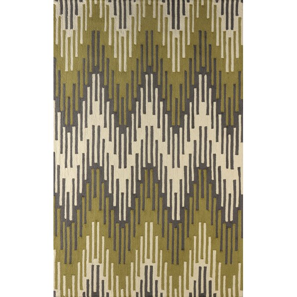 Flanary Hand Tufted Pear Area Rug by Bloomsbury Market