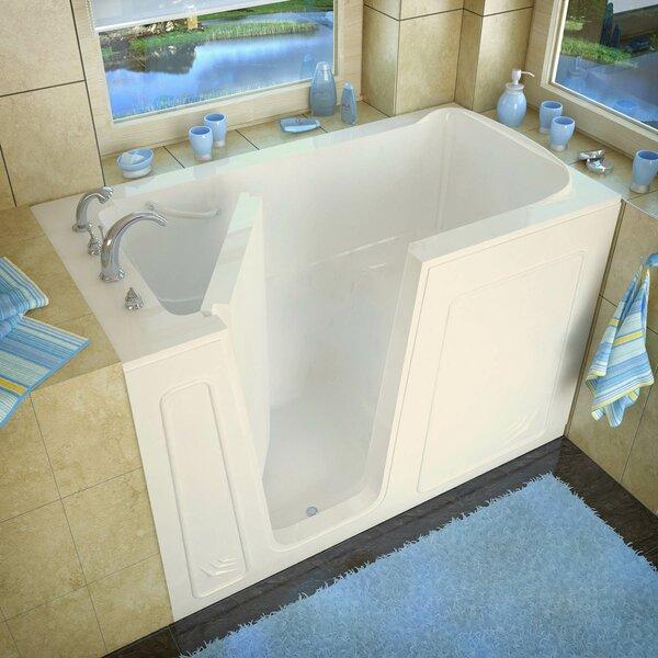 Aspen 60 x 32 Walk-In Bathtub by Therapeutic Tubs
