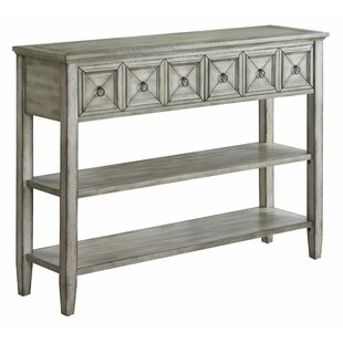 Reviews Hartig Console Table By Highland Dunes