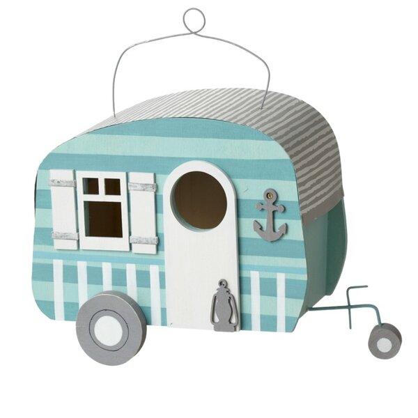 La Marina Camper 8 in x 11 in x 4.5 in Birdhouse by CBK