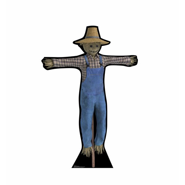 Scarecrow Standup by Advanced Graphics