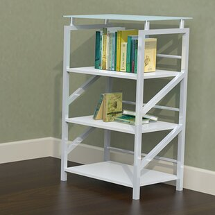 Soho Glass Etagere Bookcase