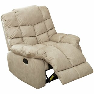 Hallum Manual Recliner Winston Porter
