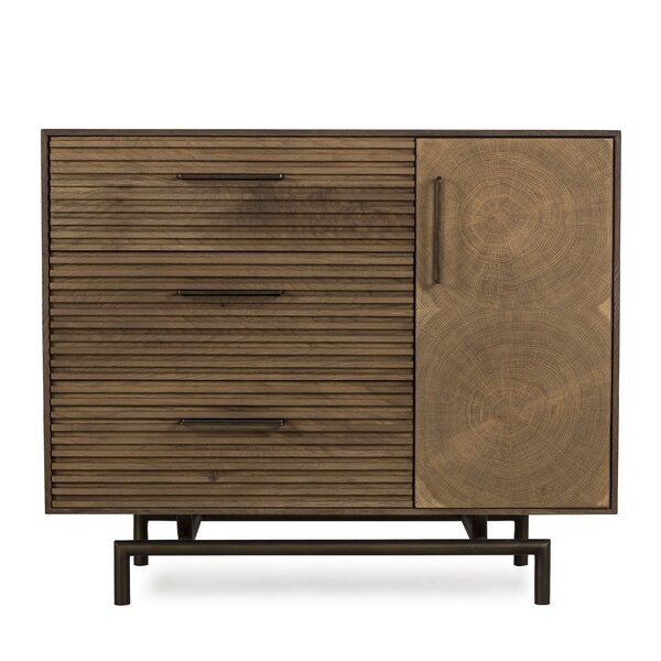 Blaine 1 Door Cabinet by Sonder Living