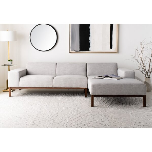 Seaforth Right Hand Facing Sectional by Brayden Studio