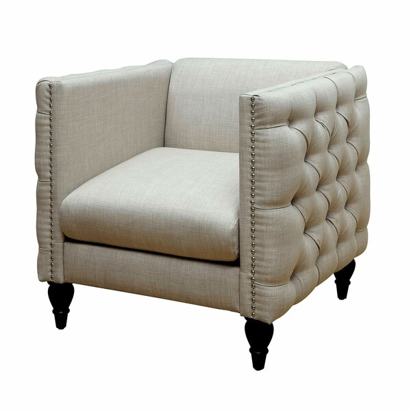 Bladon Armchair by Canora Grey