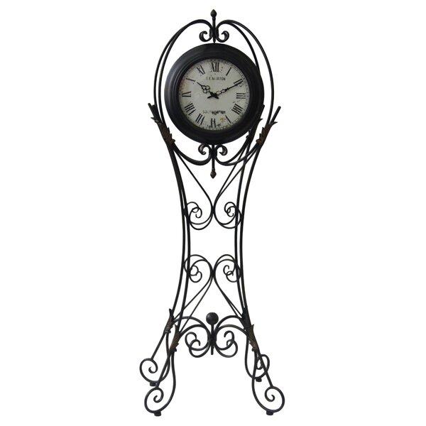 69.5 Floor Clock by Crestview Collection