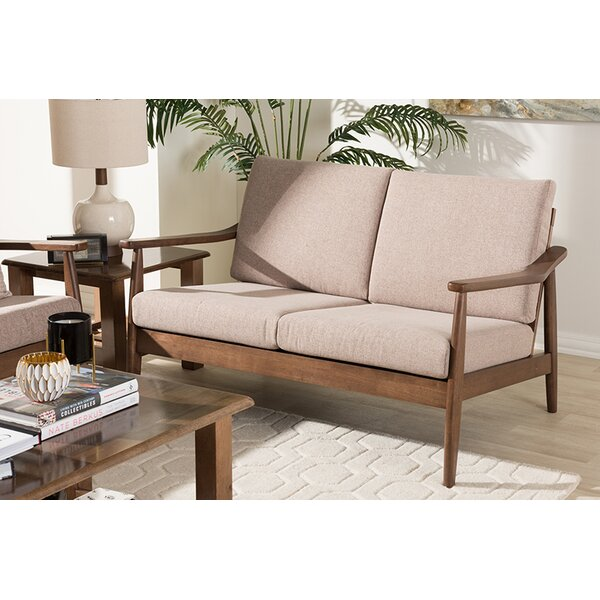 Online Shopping Bargain Armor Loveseat by Union Rustic by Union Rustic