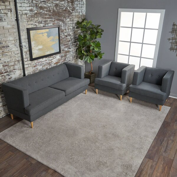Birchfield 3 Piece Living Room Set by Ivy Bronx