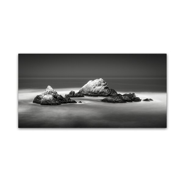 Seal Rocks by Dave MacVicar Photographic Print on Wrapped Canvas by Trademark Fine Art