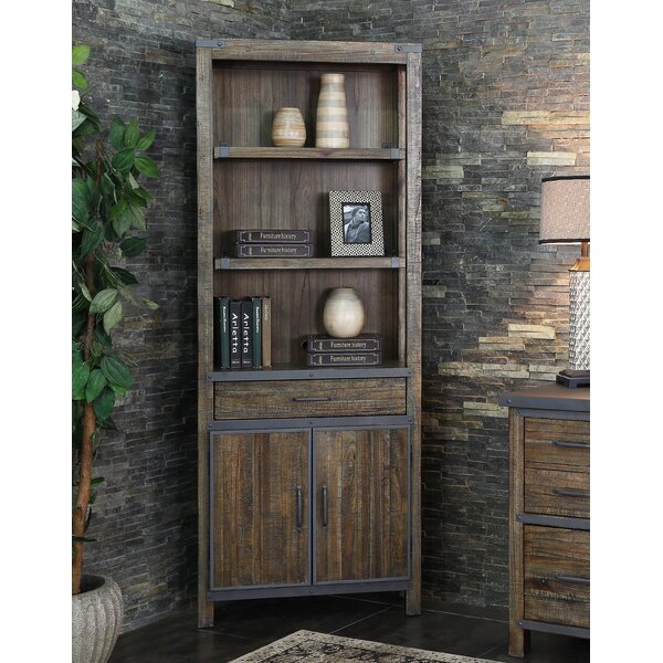 Enzo Standard Bookcase by Turnkey Products LLC