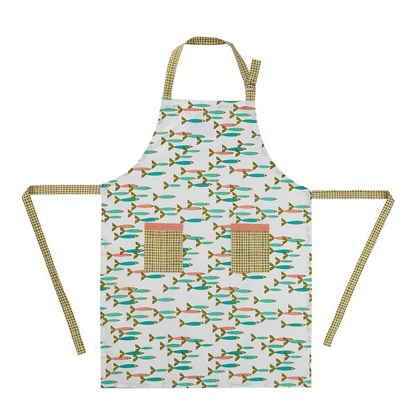 Fish Tales Apron by Makers Collective