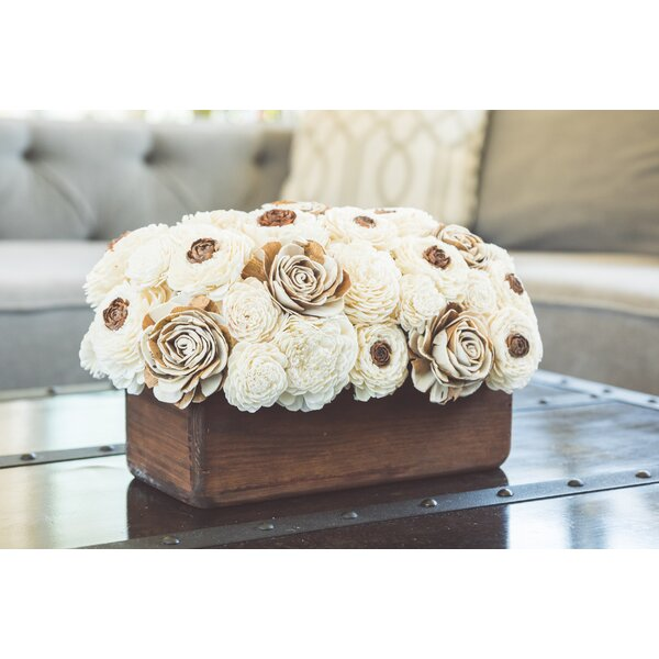 Cedarwood Mixed Centerpiece by House of Hampton
