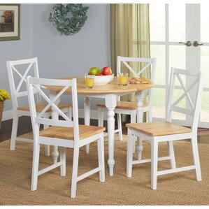 Sally 5 Piece Dining Set by August Grove