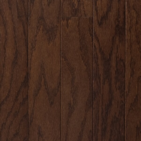 Vienna 5 Engineered Oak Hardwood Flooring in Carob by Branton Flooring Collection