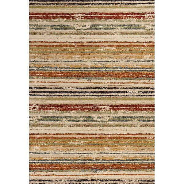 Wight Beige Area Rug by Winston Porter