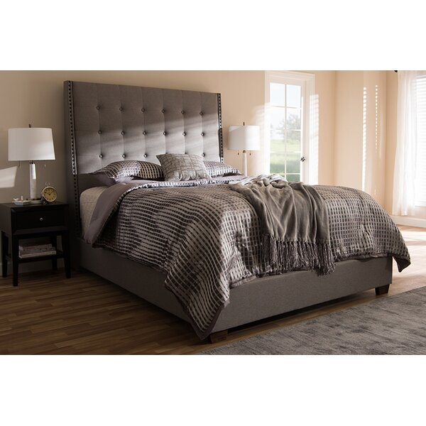Aticus Upholstered Standard Bed by Mercer41