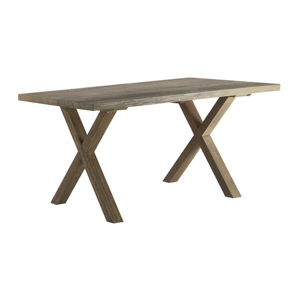 Atchison Solid Wood Dining Table by Lark Manor