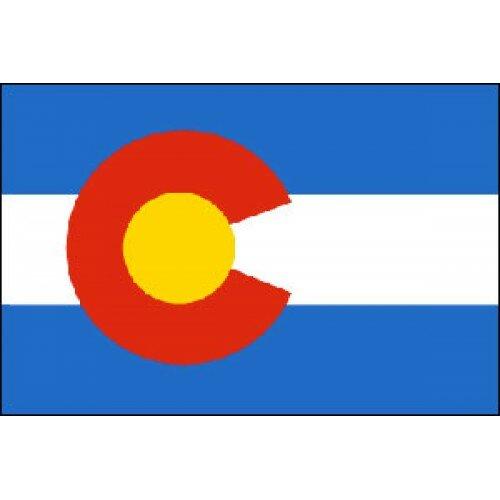 Colorado Traditional Flag by NeoPlex