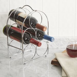 Wayfair Basics 5 Bottle Tabletop Wine Rack by Wayfair Basics™