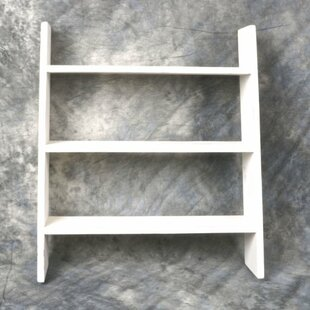 Wooden 1.5 ft Decorative Ladder by Rosecliff Heights