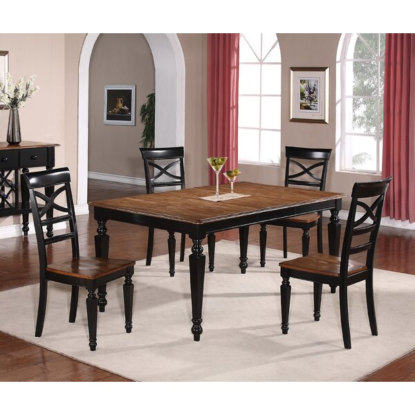 5 Piece Dining Set by Wildon Home ®