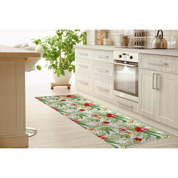 Maryam Botanical Kitchen Mat