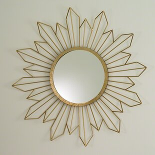 Everly Quinn Daleyza Accent Mirror