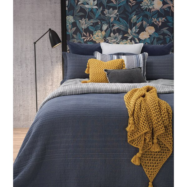 Tunc Reversible Coverlet Set