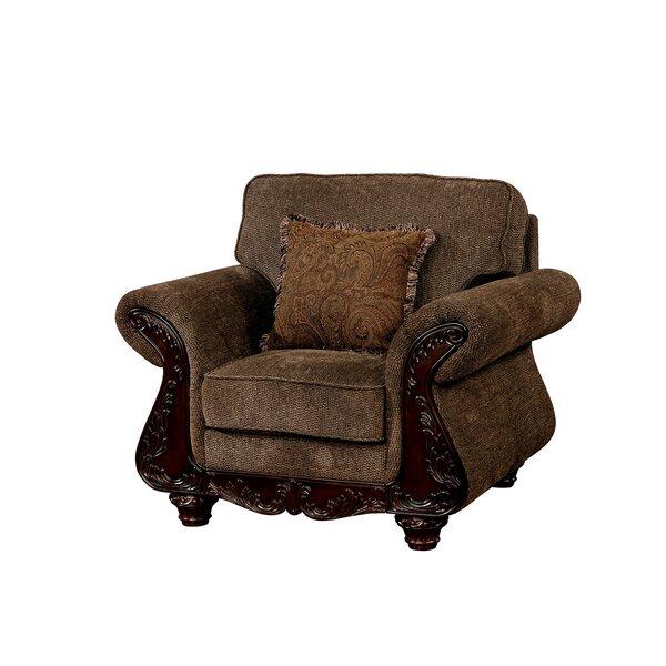Holbeach Armchair by Fleur De Lis Living