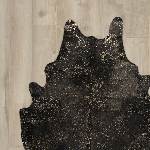 Bretta Handmade Black Area Rug by Willa Arlo Interiors