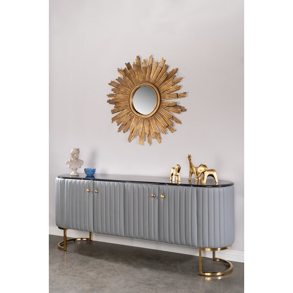 Jeter 75.5'' Wide  Buffet Table by Everly Quinn Everly Quinn