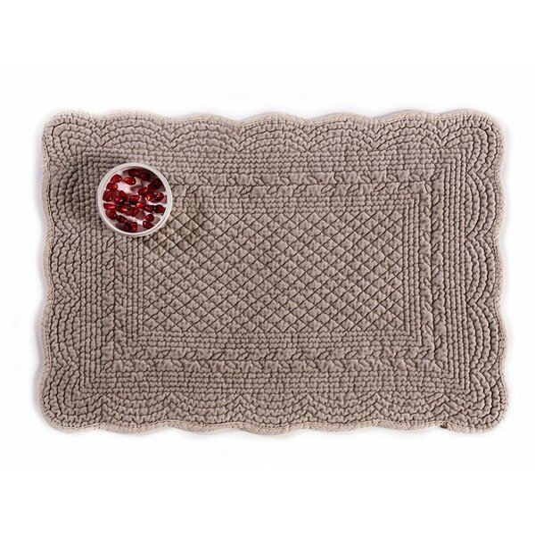 Juliet Placemat (Set of 4) by Pom Pom At Home