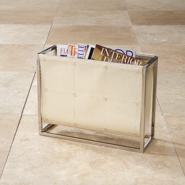 Magazine Caddy Rack by Global Views