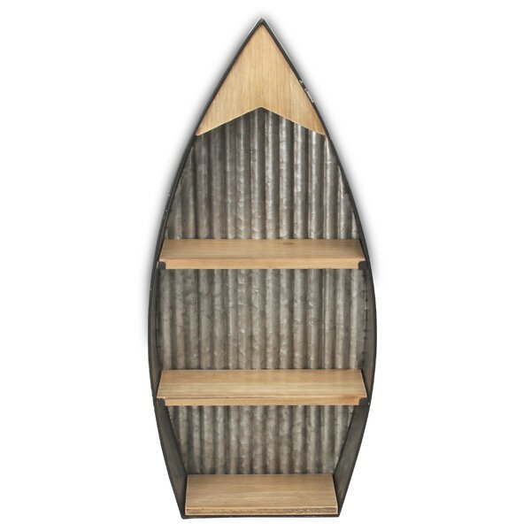 Boat Bookcase By WFX Utility