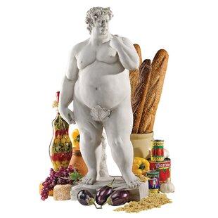Super Sized David Garden Statue
