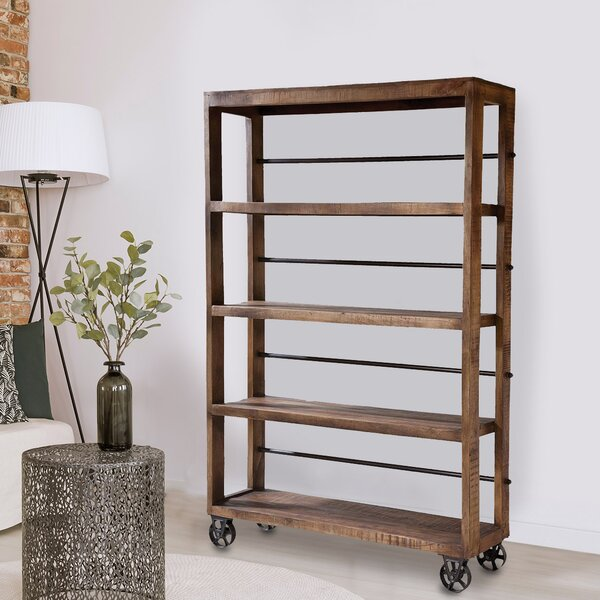 Mcgrady Standard Bookcase by Gracie Oaks