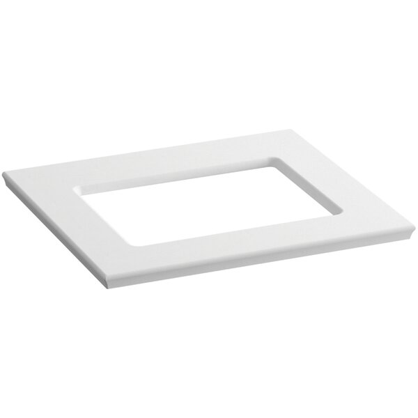 Solid/Expressions 25 Single Bathroom Vanity Top by Kohler