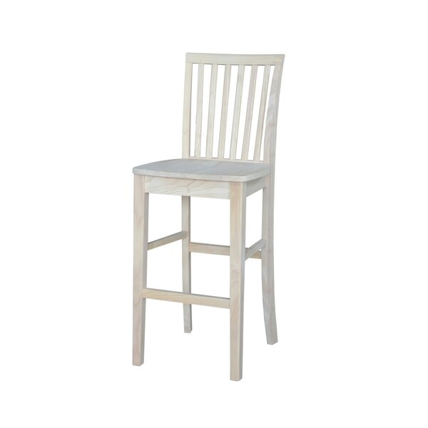 Toby 30 Bar Stool by August Grove