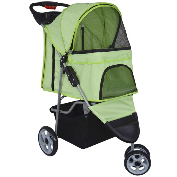 Nimmo 3 Wheel Standard Pet Stroller by Tucker Murphy Pet