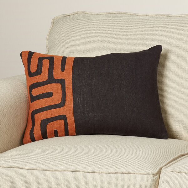 Alona Down Rectangular Lumbar Pillow by Bloomsbury Market