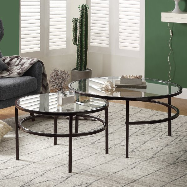 Penright 2 Nesting Table By Ivy Bronx