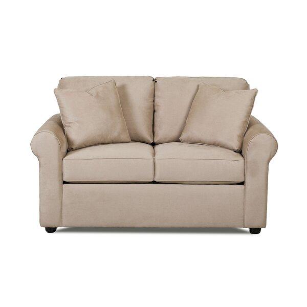 Meagan Loveseat by Wayfair Custom Upholstery™
