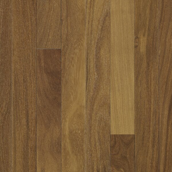 5 Solid Cumaru Hardwood Flooring in Teak by Albero Valley