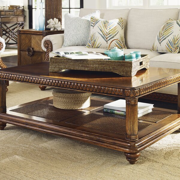 Bali Hai Coffee Table by Tommy Bahama Home