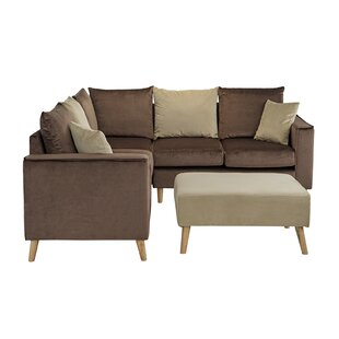 Gayden Sectional with Ottoman Wrought Studio
