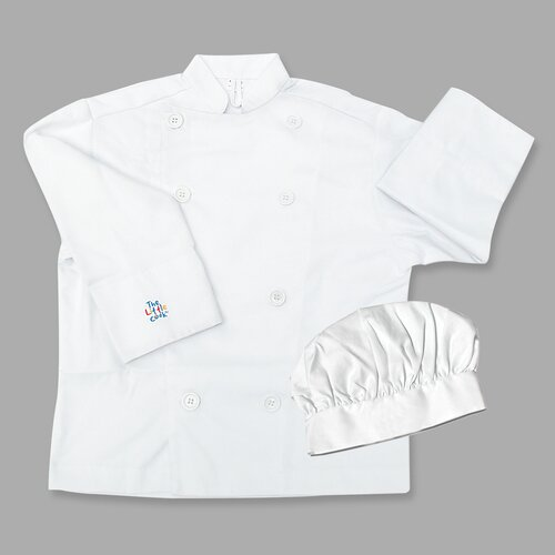 Pink Kids Chef/'s Jacket Childs Chef Coat Various Ages