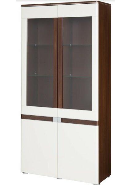 Andrzejewski 2 Doors Display China Cabinet by Brayden Studio