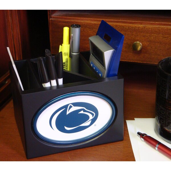 NCAA Desktop Organizer by Fan Creations