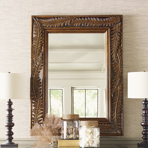 Bali Hai Rectangular Dresser Mirror by Tommy Bahama Home